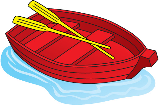 Row Boat Cartoon Clipart - Clipart Kid clip art black and white
