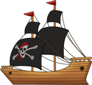 Cartoon sailing ship clipart image free download 8149 cartoon sailing ship clip art | Public domain vectors image free download