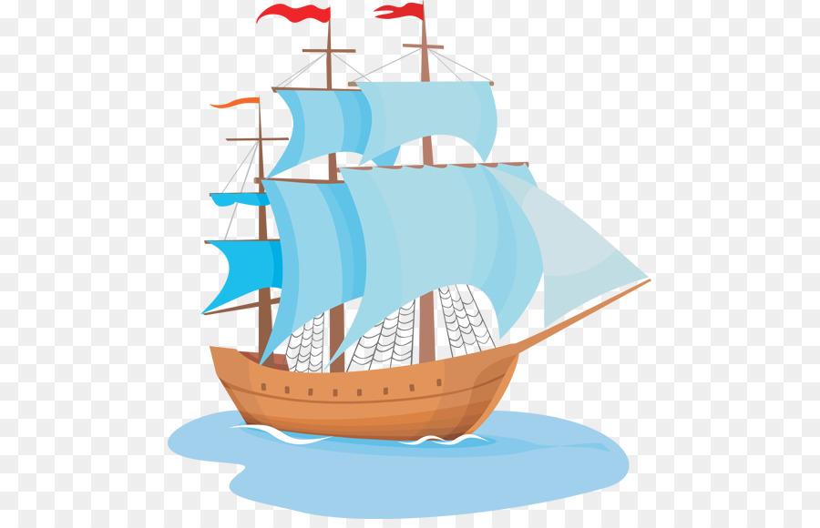 Cartoon sailing ship clipart image freeuse library Boat Cartoon clipart - Sailing, Ship, Sailboat, transparent clip art image freeuse library