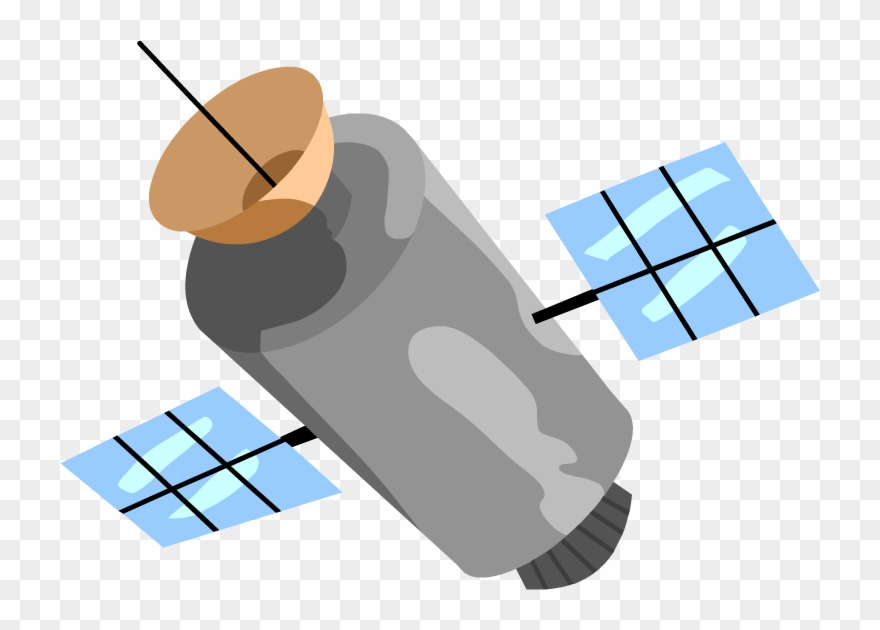 Cartoon satellite clipart clipart transparent download Satellites - Animated Satellite Png Clipart (#904491) - PinClipart clipart transparent download