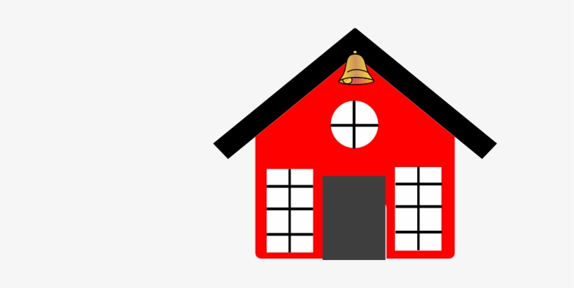 Cartoon school bell clipart clip download Old House Clipart Png Cartoon - School Bell Clip Art - Free ... clip download