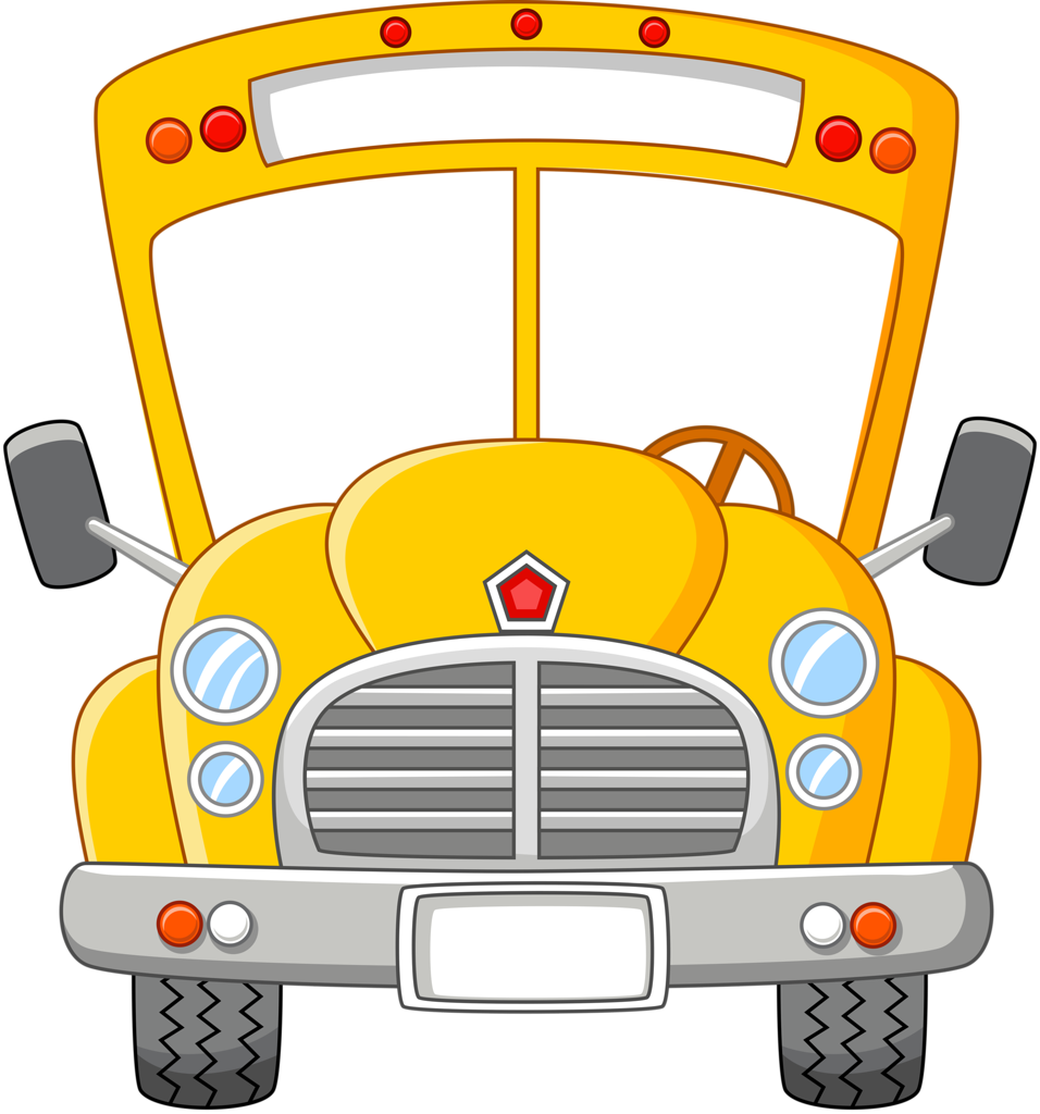 School bus front clipart graphic transparent 28+ Collection of Front Of School Bus Clipart | High quality, free ... graphic transparent