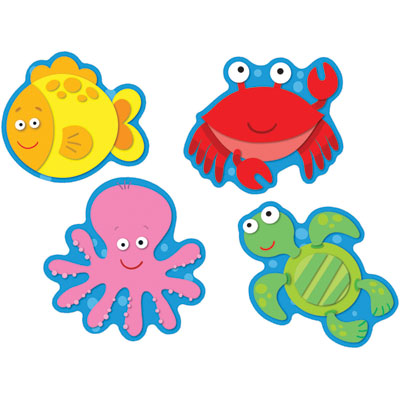 Cartoon sea creatures clipart image free download Free Cliparts Sea Creatures, Download Free Clip Art, Free Clip Art ... image free download