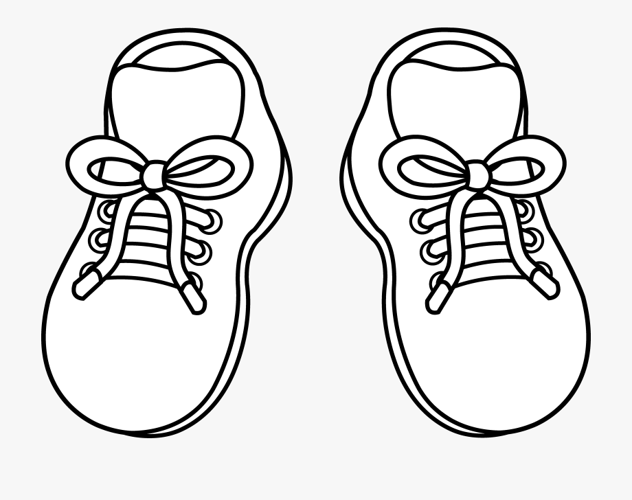 Cartoon shoe clipart png royalty free download Shoe Clipart - Shoes Clipart Black And White , Transparent Cartoon ... png royalty free download