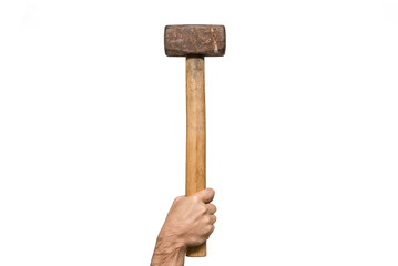 Cartoon sledgehammer hitting block of wood clipart svg freeuse library Search photos sledgehammer svg freeuse library