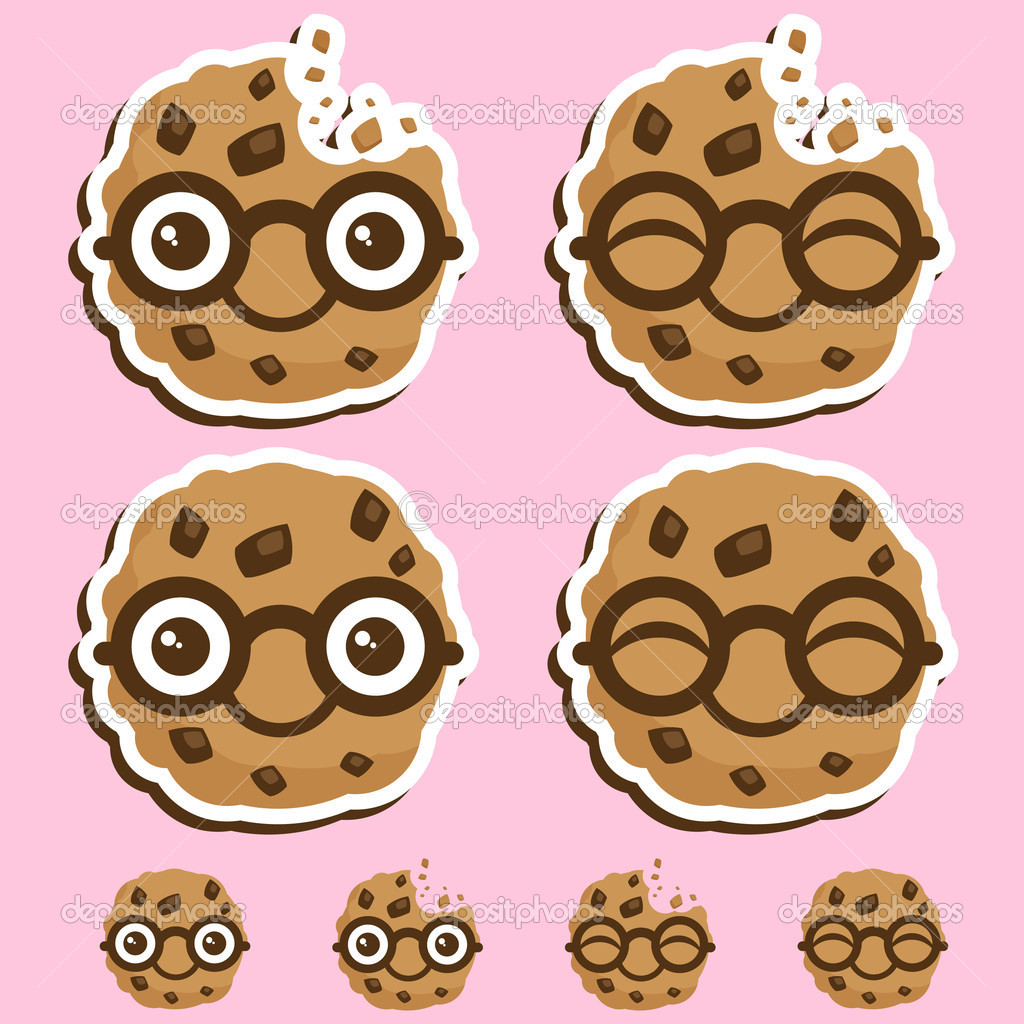 Cartoon smart cookie clipart clip royalty free download Smart Cookie Cartoon free image clip royalty free download