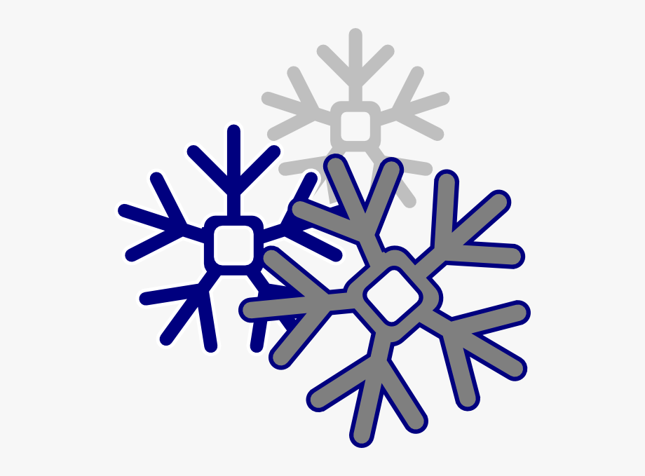 Cartoon snowflake clipart jpg library Edited Snowflake Clip Art - Snowflake Clipart Navy Blue ... jpg library
