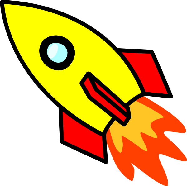Rockets clipart clip art transparent stock Cartoon Image Of Rocket - ClipArt Best | Rockets | Spaceship clipart ... clip art transparent stock