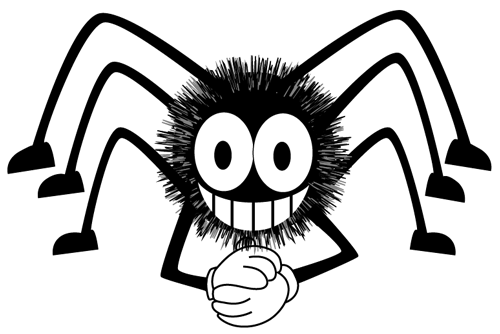 Cartoon spider clipart picture library stock Free Cartoon Images Of Spiders, Download Free Clip Art, Free Clip ... picture library stock