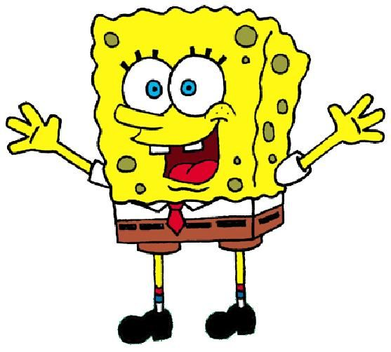 Cartoon sponge clipart clipart royalty free sponge bob party | spongebob clipart | Sponge Bob party ideas ... clipart royalty free