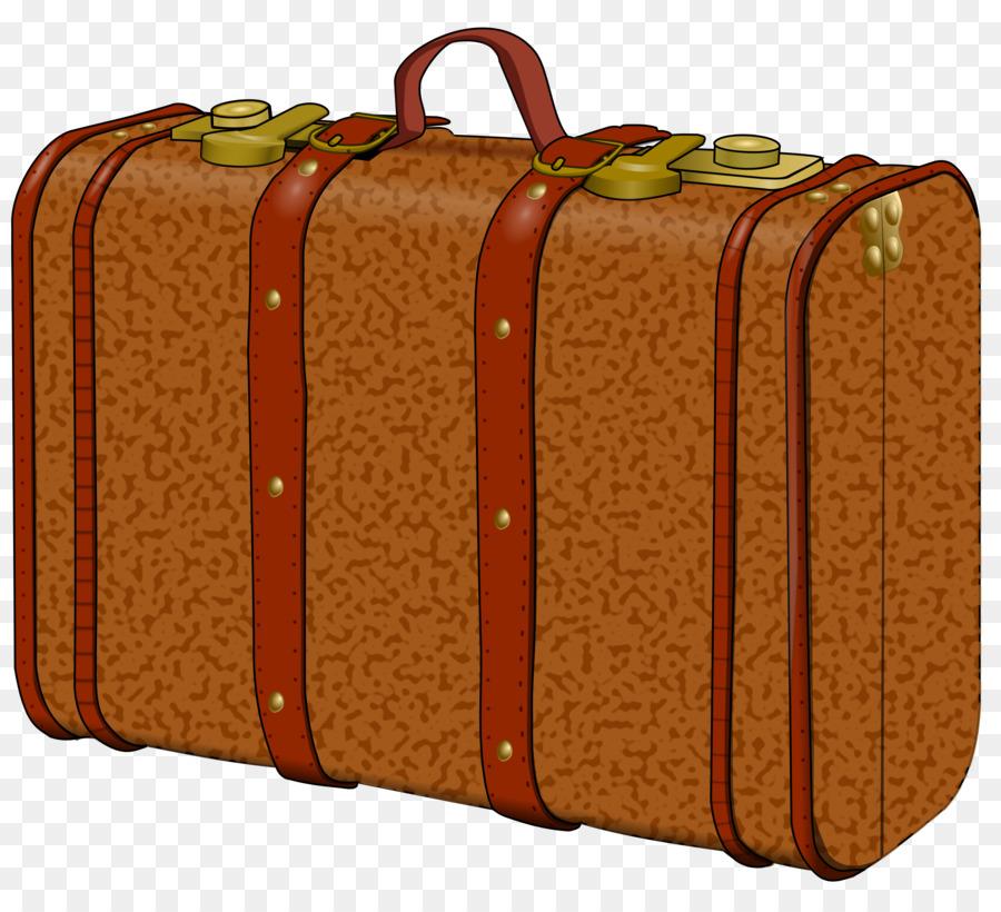 Suitcase Cartoon clipart - Suitcase, Bus, Bag, transparent clip art vector library stock