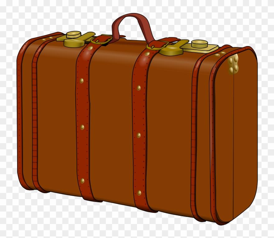 Cartoon suitcase clipart clip art freeuse Suitcase Clip Art Free Png - Case Clipart Transparent Png (#74609 ... clip art freeuse