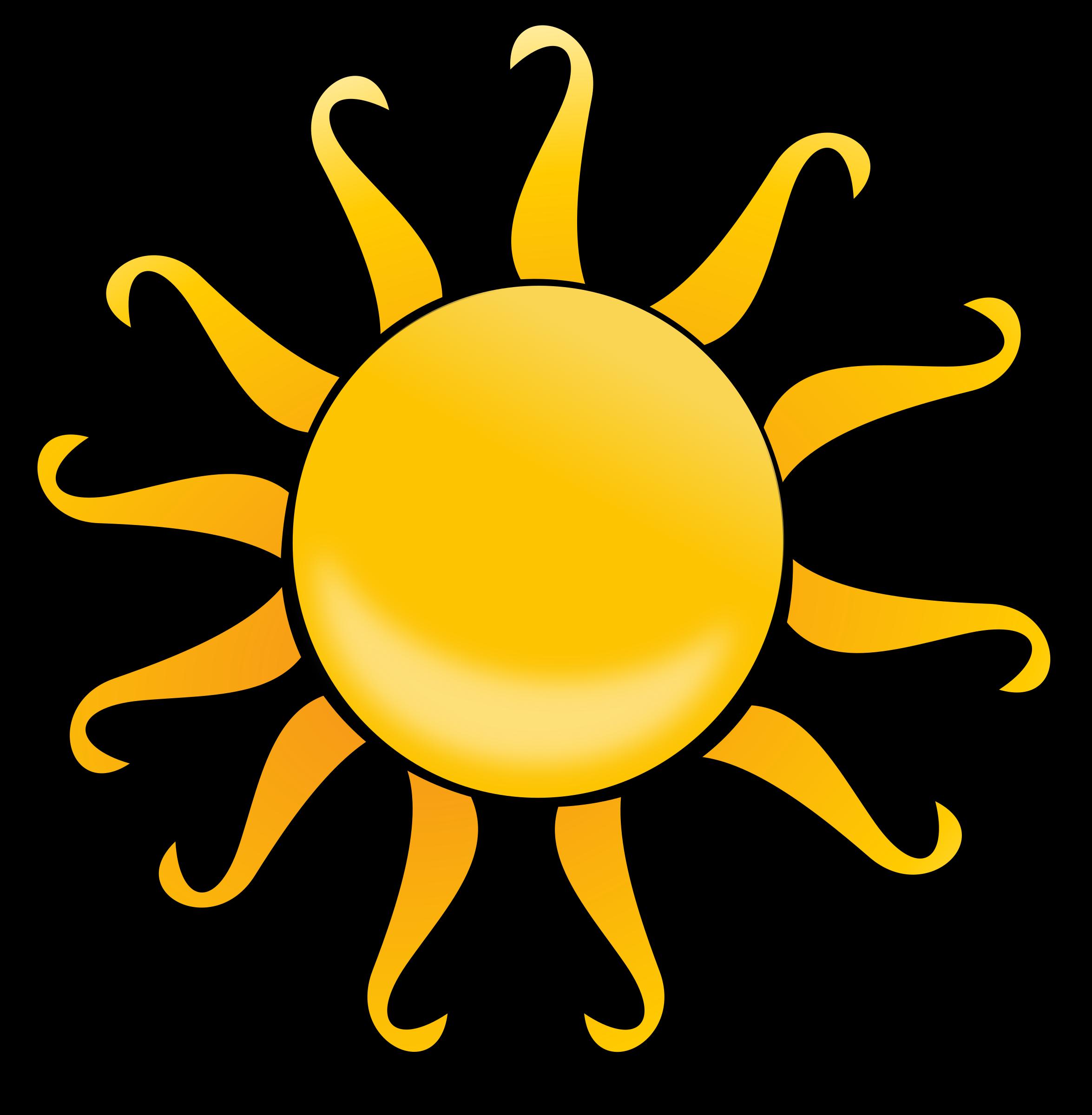 Sun cartoon clipart vector freeuse Clipart - Cartoon Sun vector freeuse