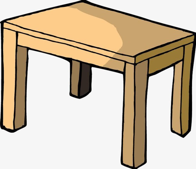 Cartoon table clipart graphic Table clipart cartoon for free download and use images in ... graphic