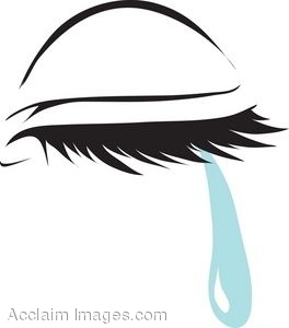 Animated Crying Clipart | Free download best Animated Crying Clipart ... clip black and white download
