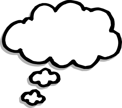 Free Thinking Bubble Cliparts, Download Free Clip Art, Free Clip Art ... clipart freeuse download