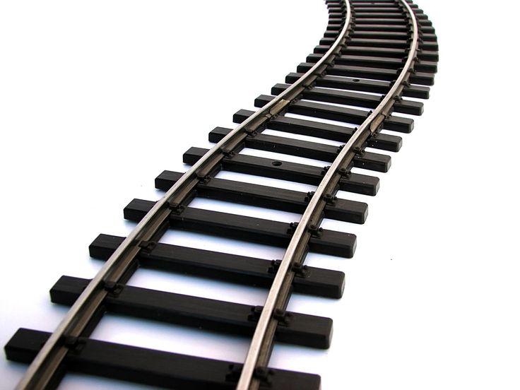 Cartoon train tracks clipart clip transparent library 31+ Railroad Tracks Clipart | ClipartLook clip transparent library