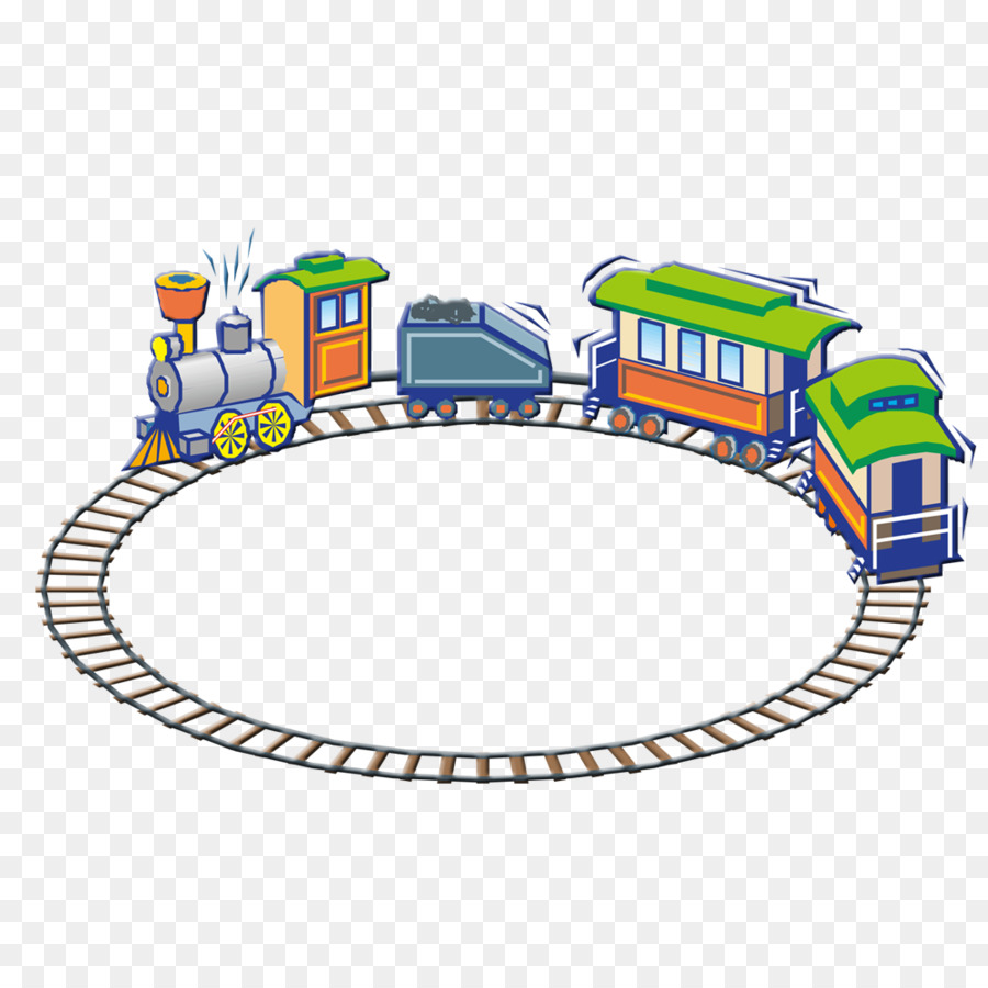 Cartoon train tracks clipart clipart free library Train Cartoon png download - 1000*1000 - Free Transparent Train png ... clipart free library