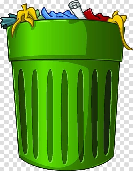 Garbage can , Waste container Recycling Can , Cartoon trash can ... graphic free stock