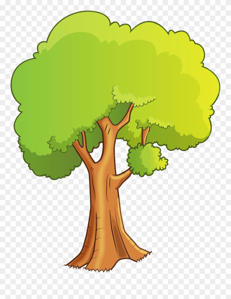 Cartoon tree pictures clipart jpg royalty free stock Big Image - Cartoon Tree Clipart (#145911) - PinClipart jpg royalty free stock