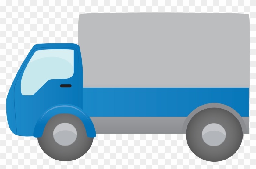 Cartoon delivery truck clipart svg freeuse stock Cartoon Truck Png Clipart Car Images In Png - Moving Truck Icon Png ... svg freeuse stock