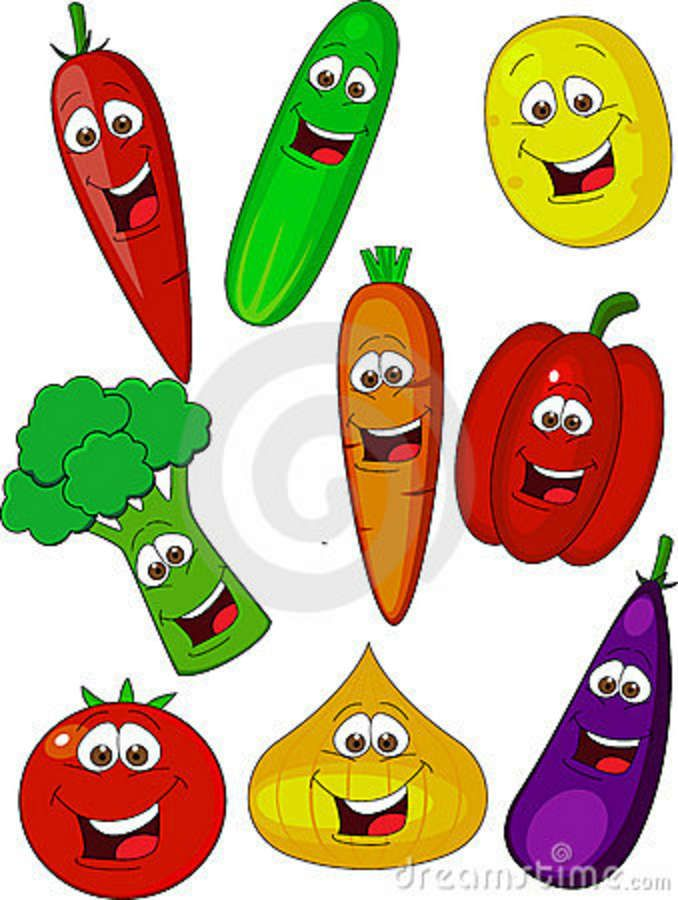 Cartoon vegetables clipart png download cartoon vegetable clip art - Google Search | Help to Promote the ... png download