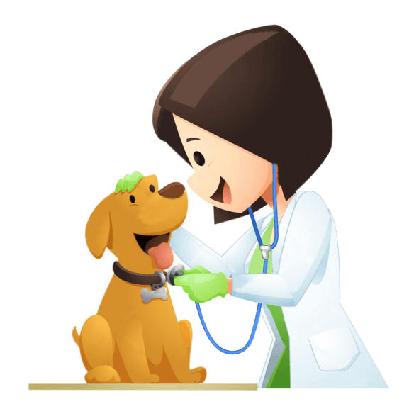 Cartoon veterinarian clipart black and white download Cartoon veterinary clipart images gallery for free download | MyReal ... black and white download