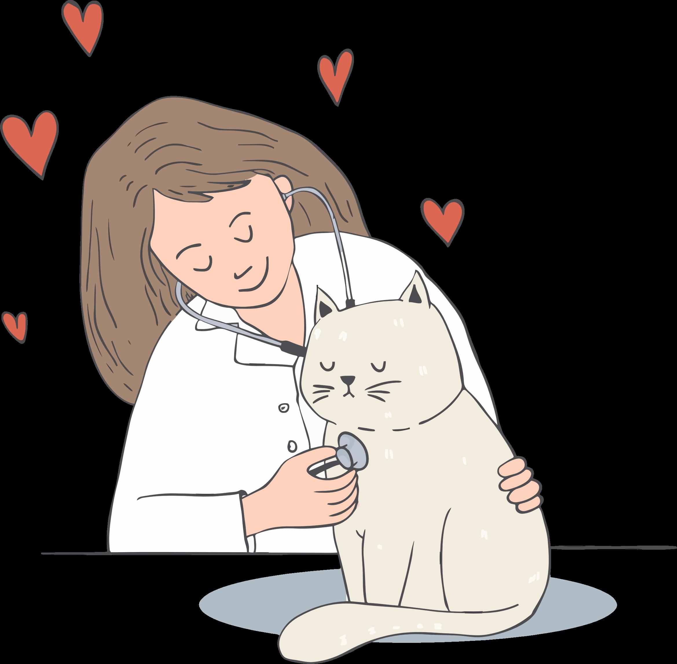 Cartoon veterinarian clipart clip art freeuse Cartoon veterinarian clipart images gallery for free download ... clip art freeuse