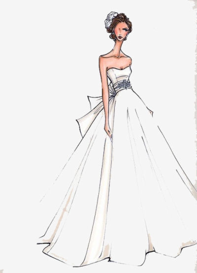 Cartoon wedding dress clipart banner freeuse stock Result for wedding dress png | fourjay.org banner freeuse stock