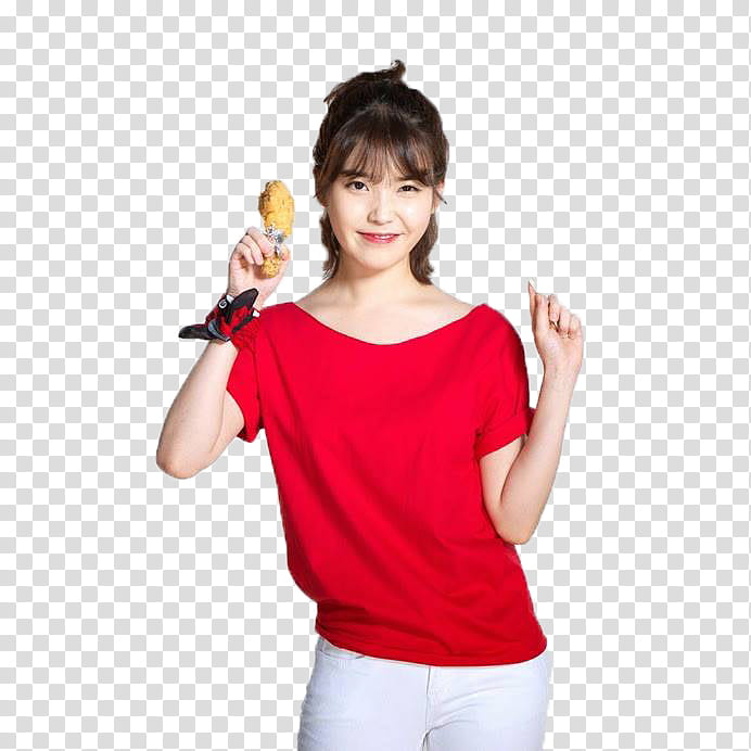 Cartoon women tops clipart without the white background png black and white download smiling woman wearing red shirt and white bottoms transparent ... png black and white download