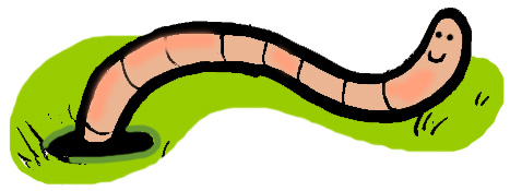 Cartoon worms clipart free clip freeuse library Free Worms Cliparts, Download Free Clip Art, Free Clip Art on ... clip freeuse library