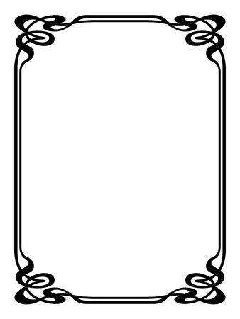 Cartouche clipart graphic transparent Cartouche clipart 7 » Clipart Portal graphic transparent