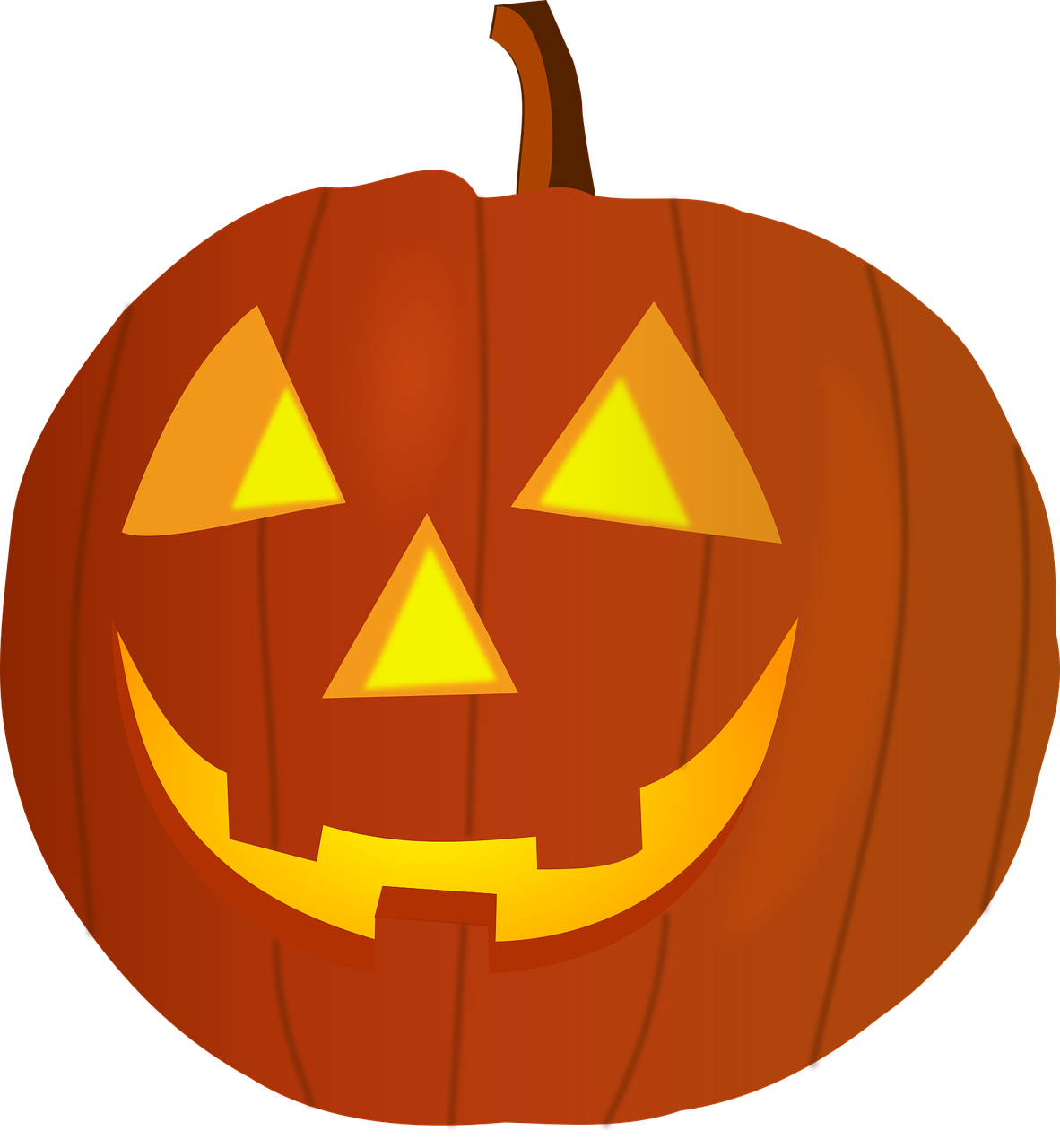 Carved pumpkin clipart png black and white library Jack-o'-lantern Pumpkin Halloween Carving Clip art - pumpkin clipart ... black and white library