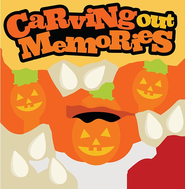 Pumpkin clipart svg clip freeuse library Carving Out Memories SVG halloween svg file pumpkin svg file jack o ... clip freeuse library