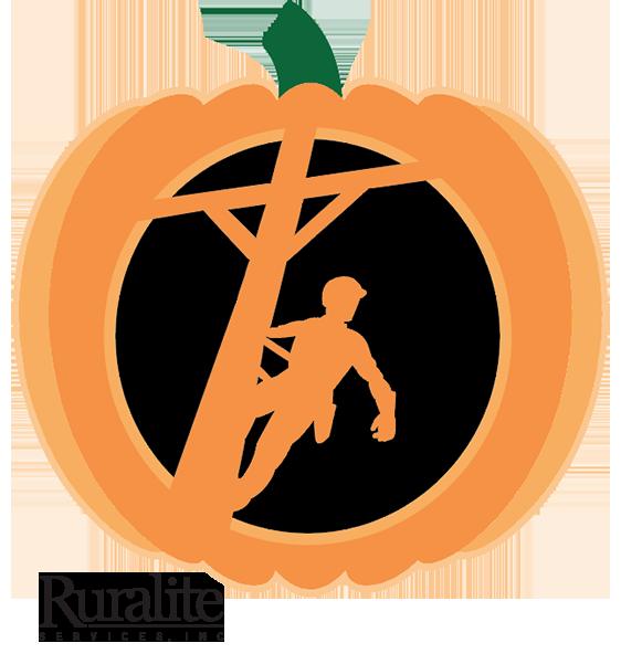 Online pumpkin carving with clipart image transparent stock Carve a #PublicPowerPride Pumpkin - Ruralite Services, Inc. image transparent stock