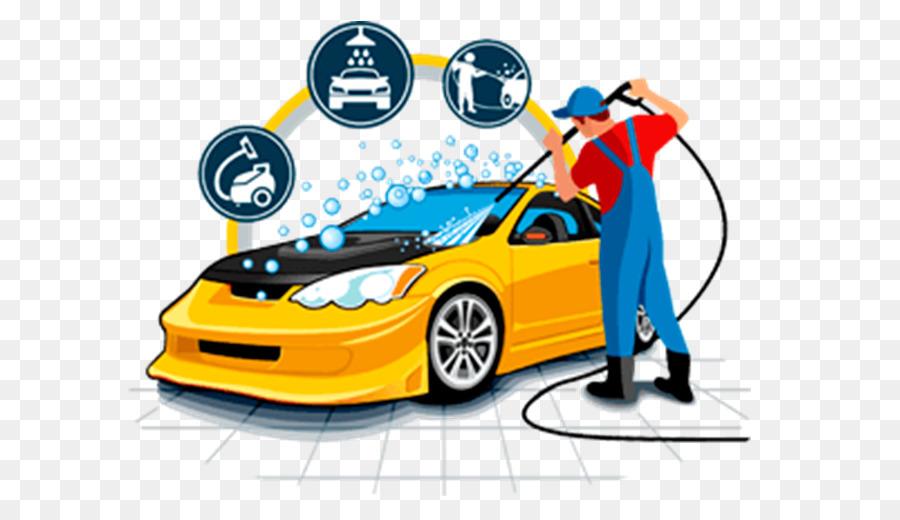 Carwashing clipart image royalty free library Car Wash png download - 712*516 - Free Transparent Car Wash png ... image royalty free library