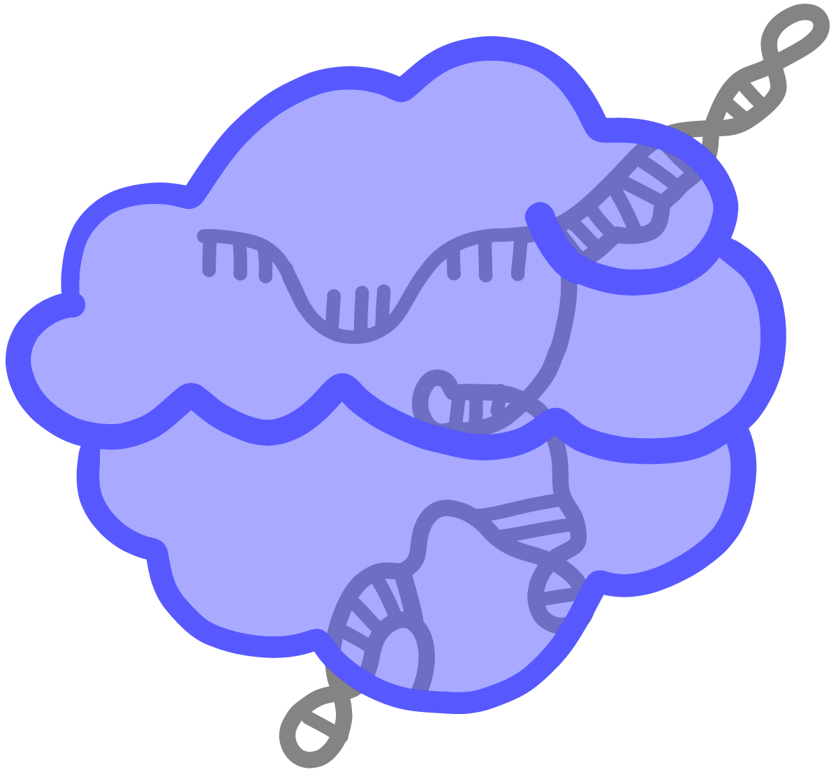 Cas9 - Innovative Genomics Institute (IGI) banner transparent stock