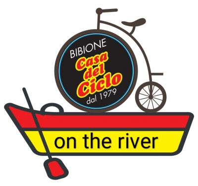 Casa della tires logo clipart banner freeuse library Rent a bike at Casa del Ciclo on the river in Lignano Sabbiadoro? banner freeuse library