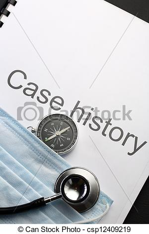 Case history clipart jpg royalty free download Stock Photography of Case history, stethoscope, compass and mask ... jpg royalty free download