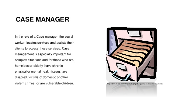 Case manager clipart banner free Roles of social workers banner free