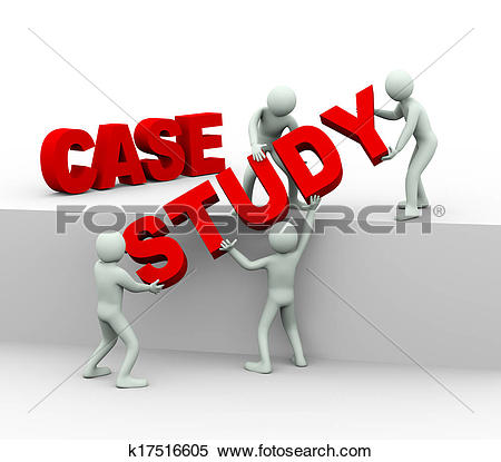 Case report clip art banner free stock Stock Illustration of 3d people - concept of case study k17516605 ... banner free stock