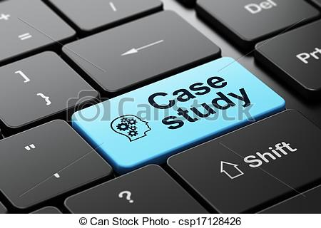 Case report clip art png free Clip Art of Education concept: Head With Gears and Case Study on ... png free