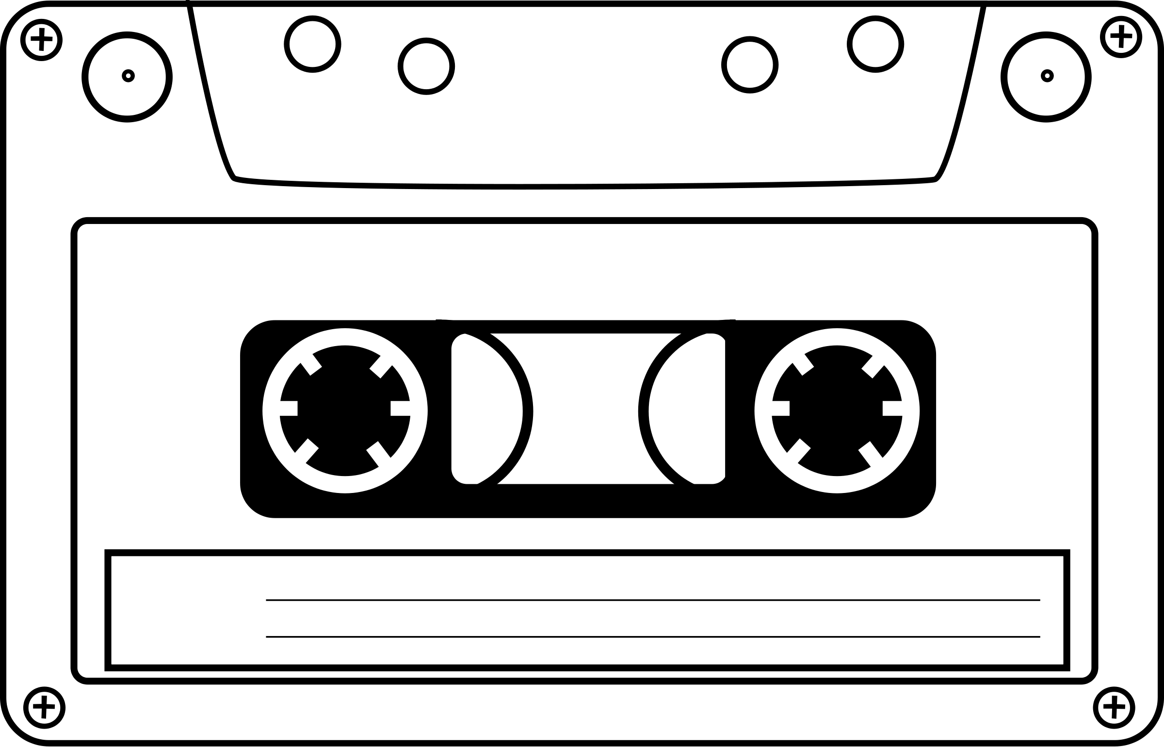 Cassette tape images clipart clipart transparent download Free Cassette Cliparts, Download Free Clip Art, Free Clip Art on ... clipart transparent download