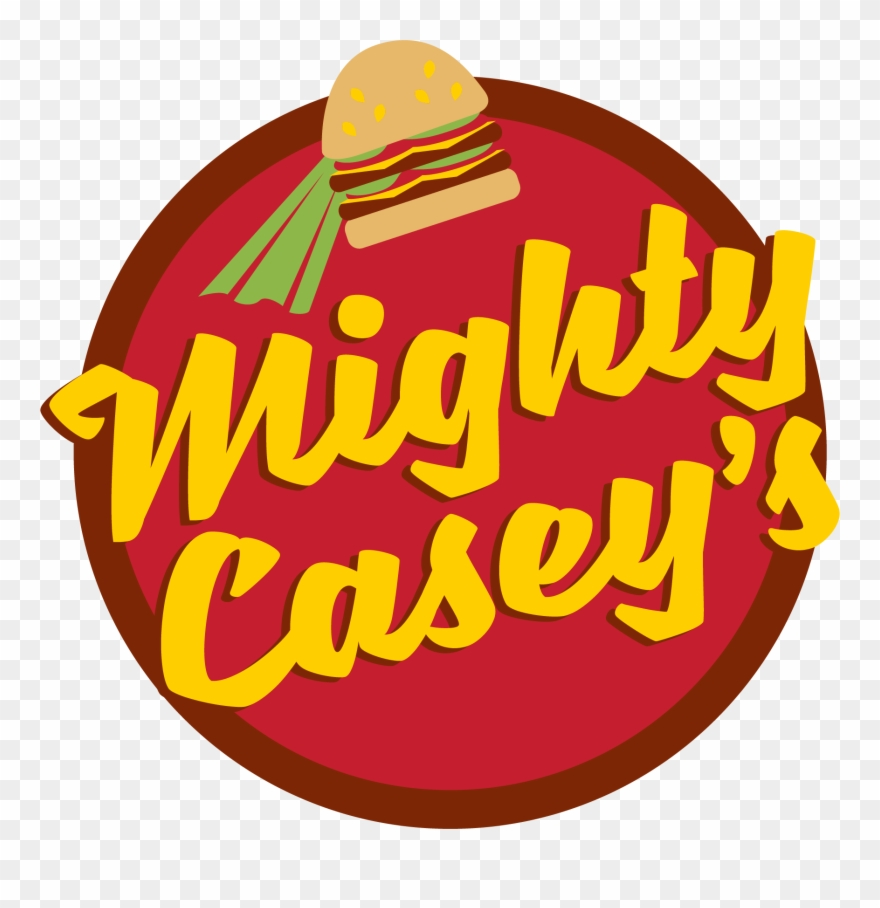 Caseys clipart clip stock A Branding Campaign I Created For Mighty Casey\'s, A Clipart ... clip stock