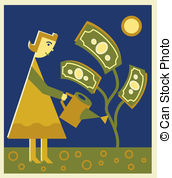 Cash crops clipart picture black and white stock Cash crop Stock Illustrations. 70 Cash crop clip art images and ... picture black and white stock