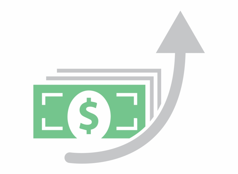 Cash Flow Png - Improved Cash Flow Icon Free PNG Images & Clipart ... svg black and white download