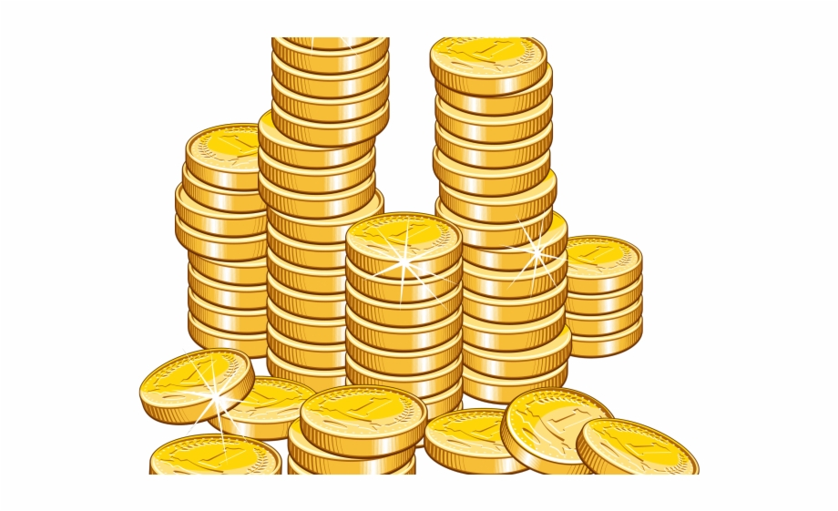 Small coin clipart clipart library download Coin Clipart Sack Money - Gold Coins Clip Art, Transparent Png ... clipart library download