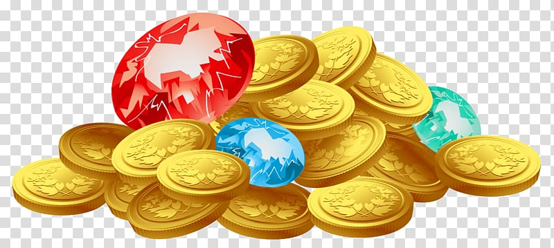 Cash for gold clipart clipart library library Treasure Gold coin , coins transparent background PNG clipart ... clipart library library