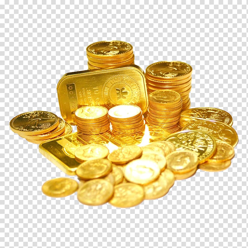 Cash for gold clipart image black and white download Gold as an investment Gold coin Money, gold transparent background ... image black and white download