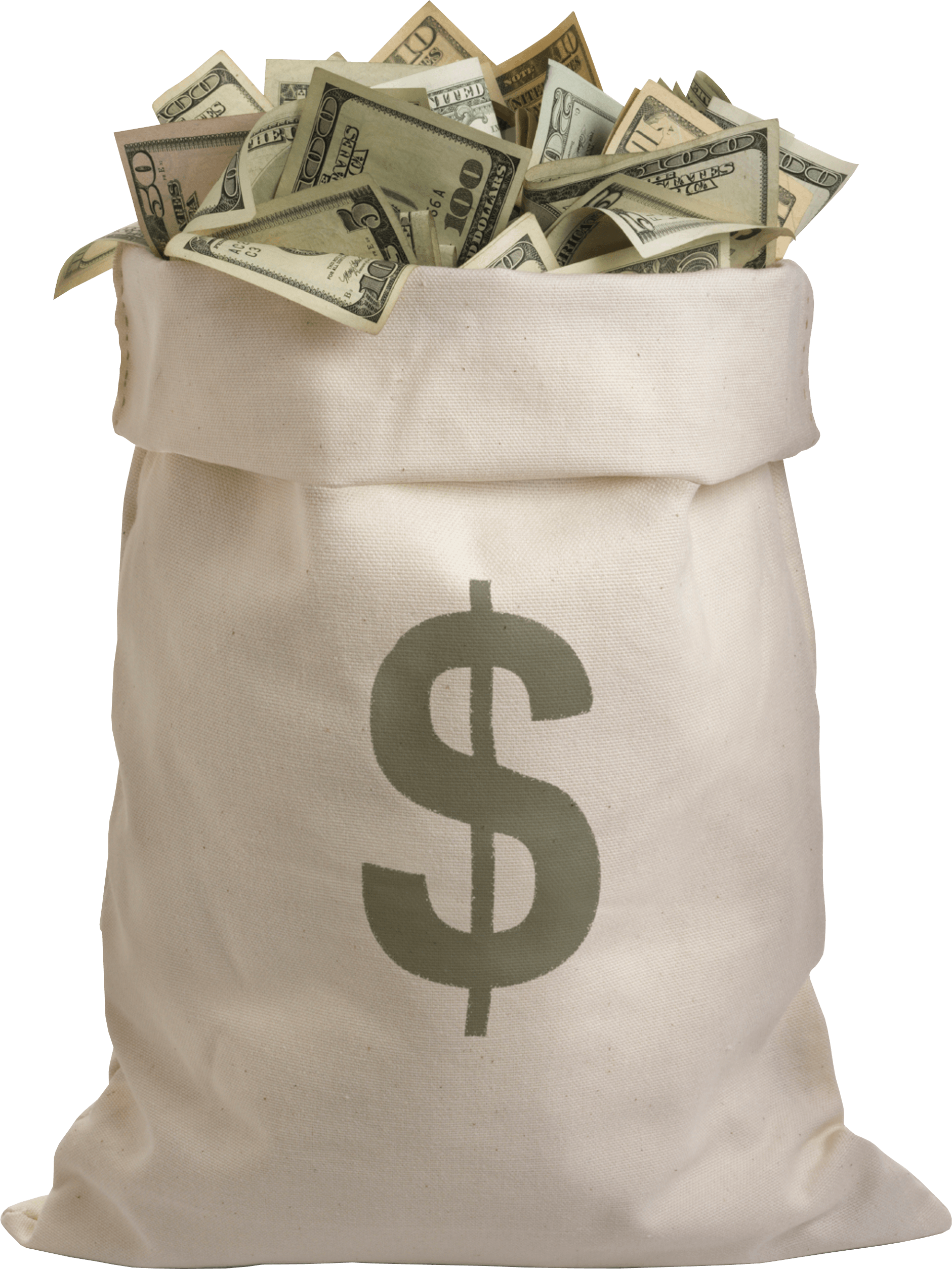 Cash money bag free clipart picture stock Money transparent PNG images - StickPNG picture stock